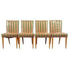 T.H. Robsjohn-Gibbings for Widdicomb Mid-Century Modern Dining Chairs