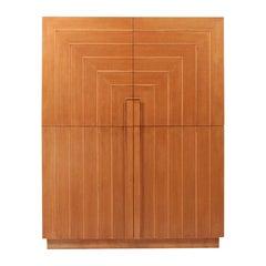 T.H. Robsjohn-Gibbings for Widdicomb Wardrobe Cabinet