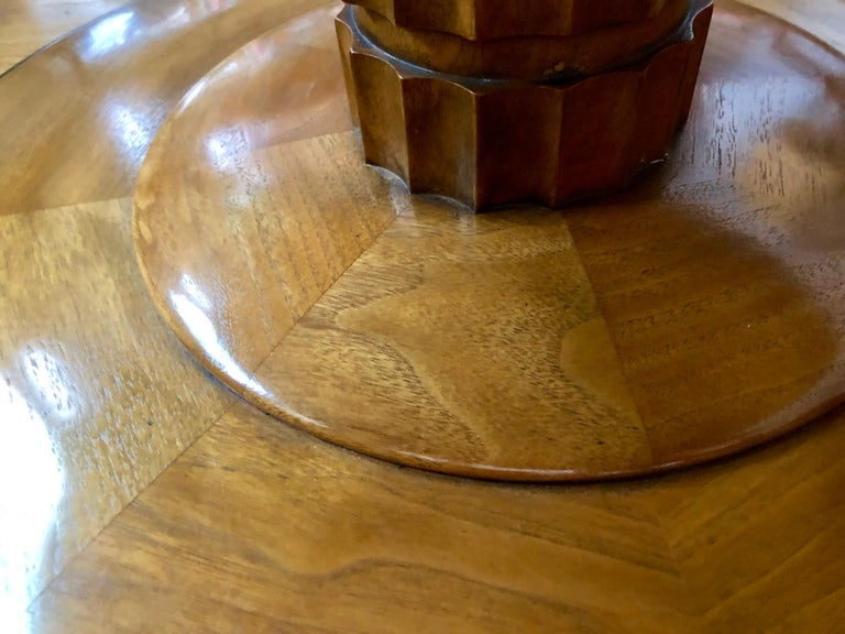 T.H. Robsjohn-Gibbings Occasional or Center Table for Baker For Sale 3