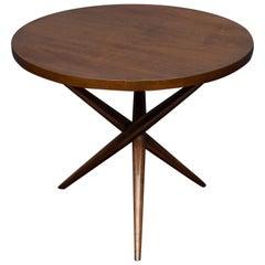 T.H. Robsjohn-Gibbings Side Table for Widdicomb
