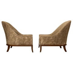 T.H. Robsjohn Gibbings Slipper Chairs