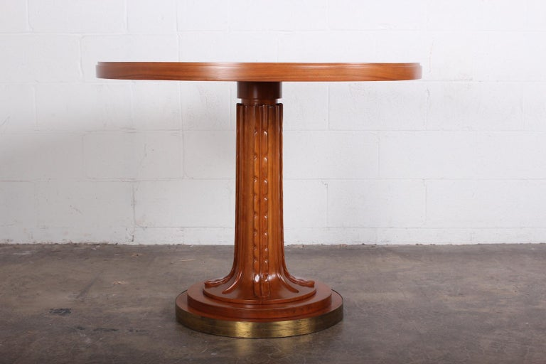 Mid-20th Century T.H. Robsjohn-Gibbings Table for Saridis of Athens For Sale