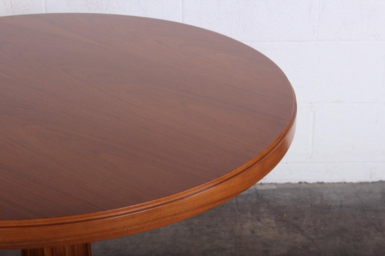 T.H. Robsjohn-Gibbings Table for Saridis of Athens For Sale 1