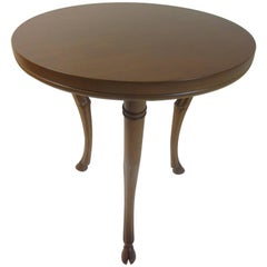 T.H. Robsjohn-Gibbings Trapeza Table by Saridis of Athens