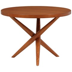 T.H Robsjohn-Gibbings Tripod Side Table for Widdicomb