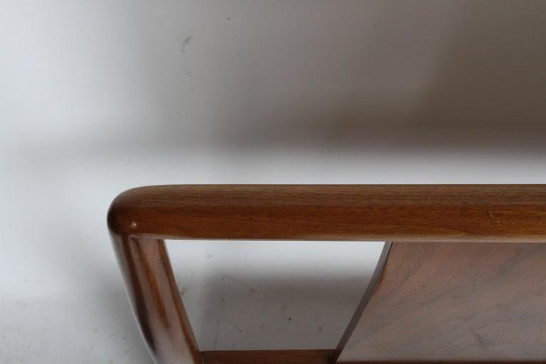 T.H. Robsjohns-Gibbings for Widdicomb Full Size Headboard with Walnut Veneer  For Sale 1
