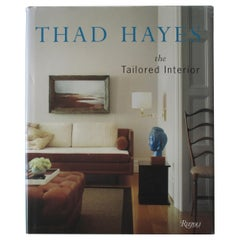 Thad Hayes Hard Cover Book