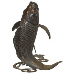 Thai Bronze Fish