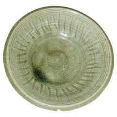 Thai Celadon Bowl, 16th Century