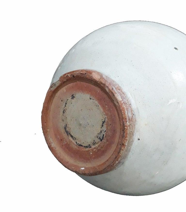 Thai Ceramic Vase, Early 20th Century For Sale 1