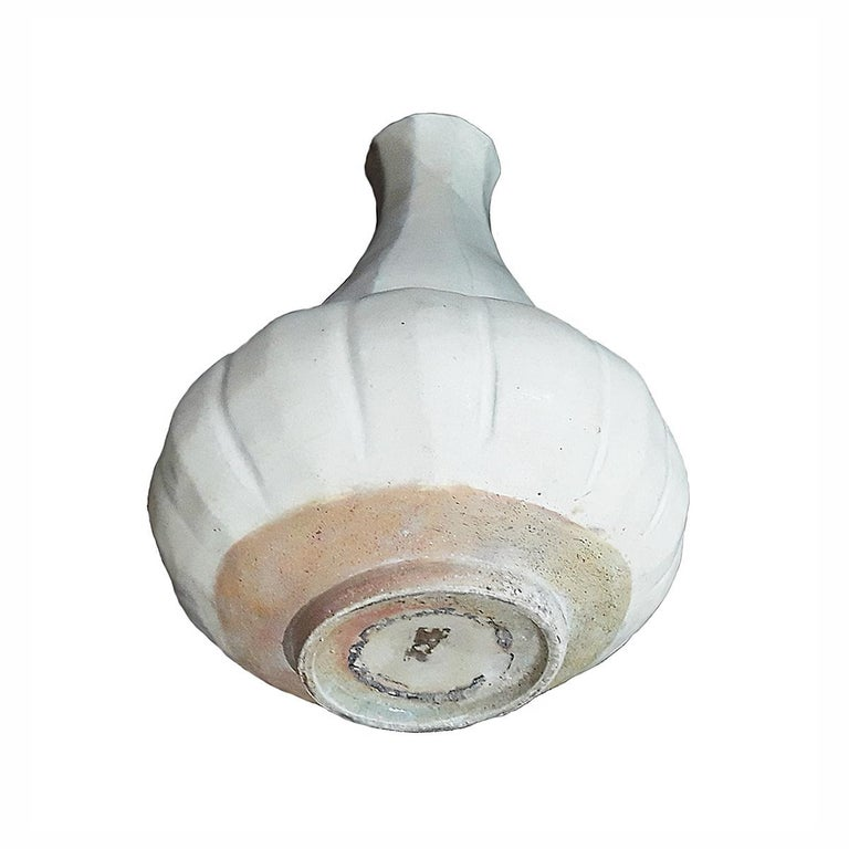 Thai Ceramic Vase, Early 20th Century For Sale 2