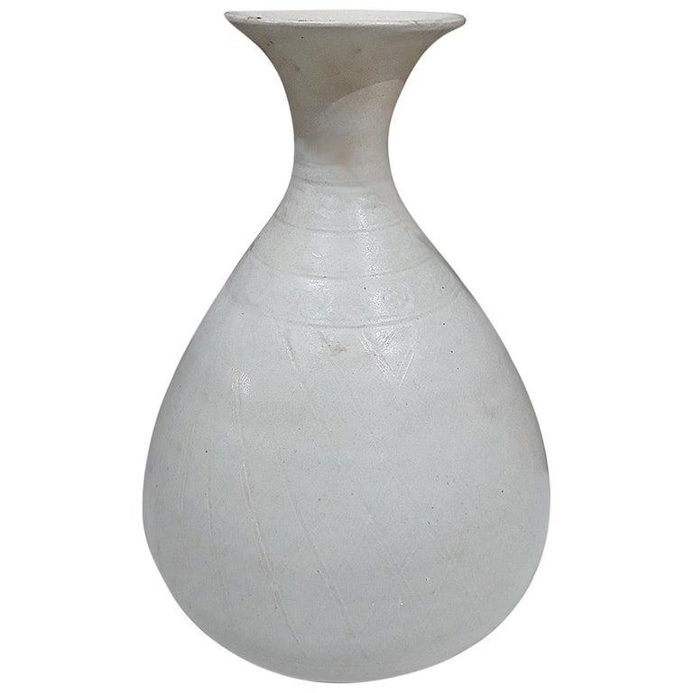 Thai Ceramic Vase, Early 20th Century For Sale