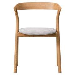 Thau + Kallio Yksi Chair – Seat Upholstered