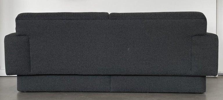 Thayer Coggin Fully Upholstered Modernist Sofas 3