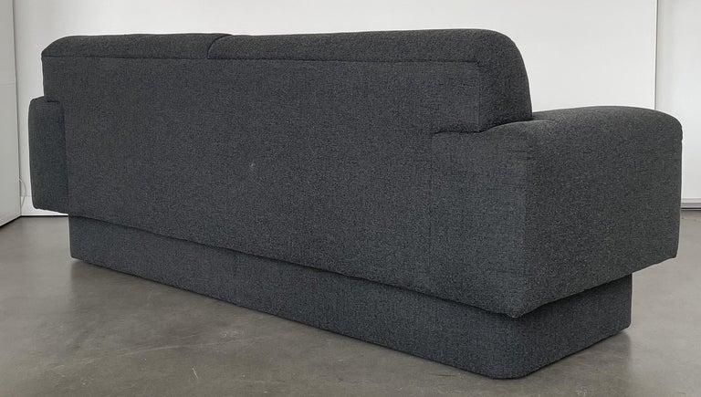 Thayer Coggin Fully Upholstered Modernist Sofas 4