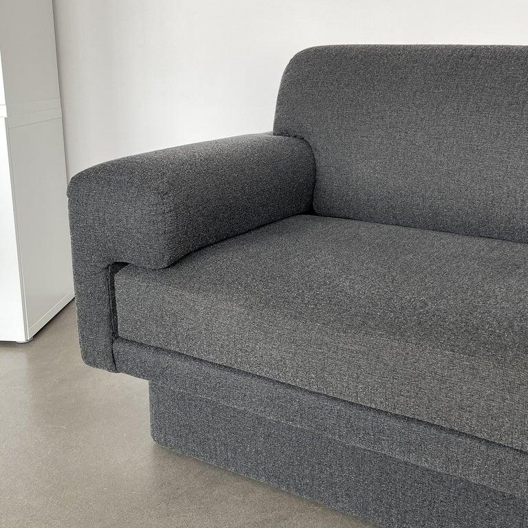 Thayer Coggin Fully Upholstered Modernist Sofas 8