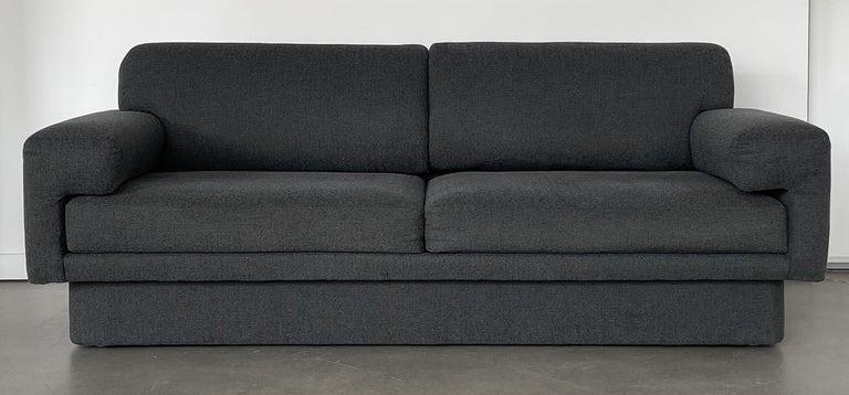 Mid-Century Modern Thayer Coggin Fully Upholstered Modernist Sofas