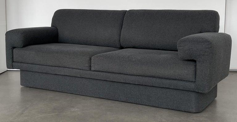 American Thayer Coggin Fully Upholstered Modernist Sofas