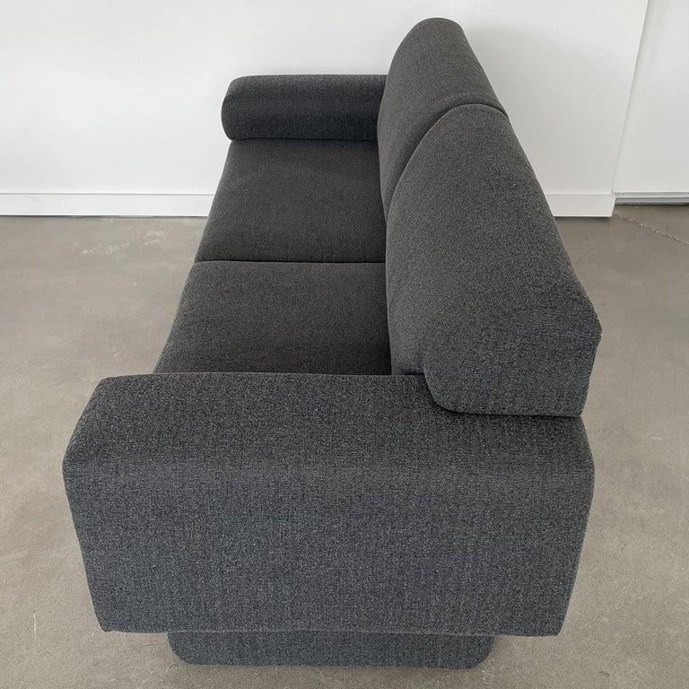 Thayer Coggin Fully Upholstered Modernist Sofas 1