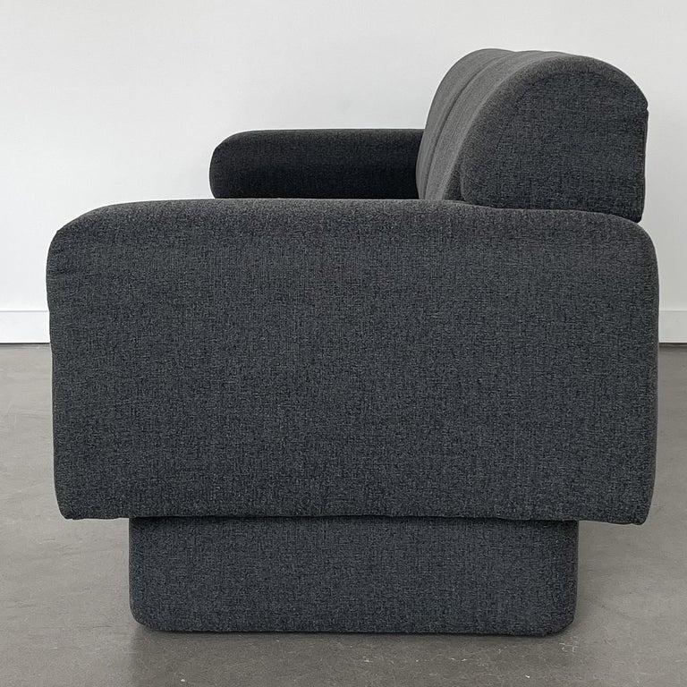 Thayer Coggin Fully Upholstered Modernist Sofas 2
