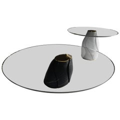 """The Addiction"", One of a Kind Coffee Table Set by Grzegorz Majka"