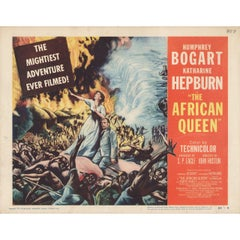 The African Queen 1952 U.S. Title Card