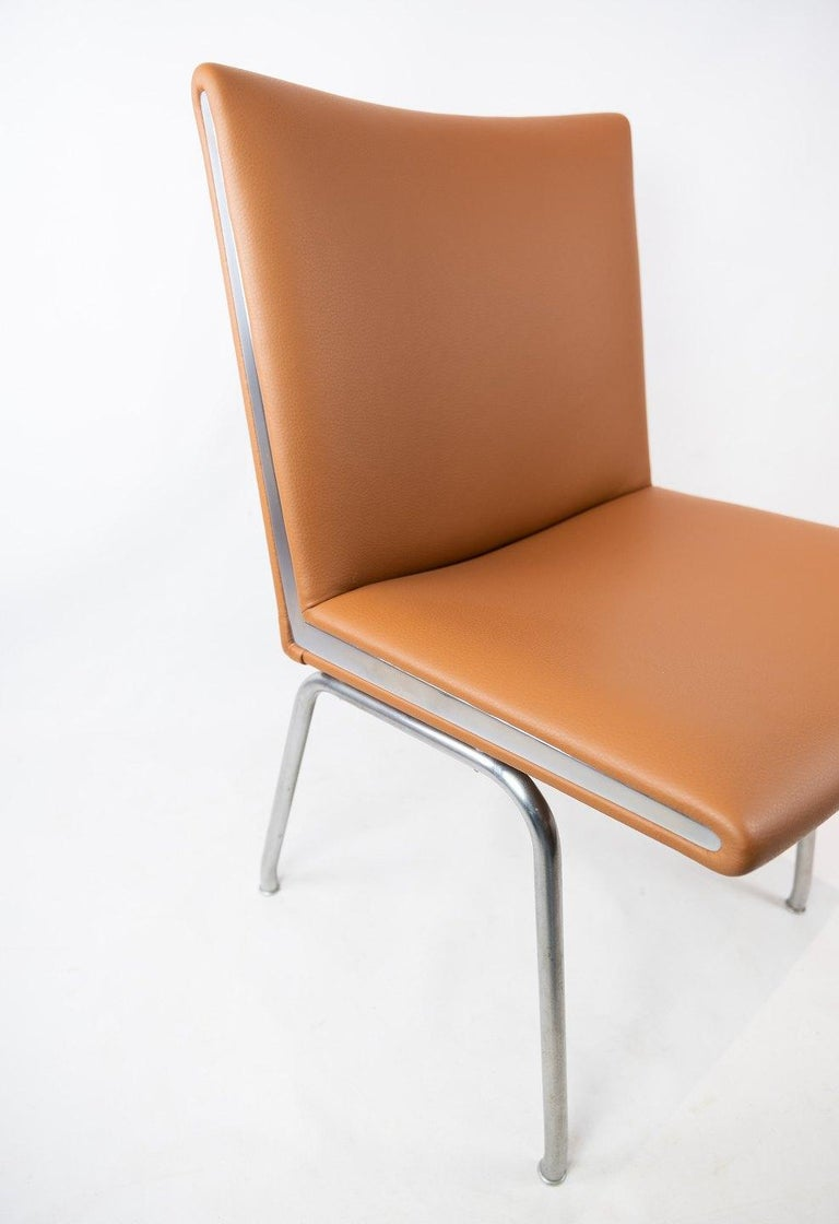 Danish The Airport-Chair, Model AP37, Designed by Hans J. Wegner in the 1950s For Sale