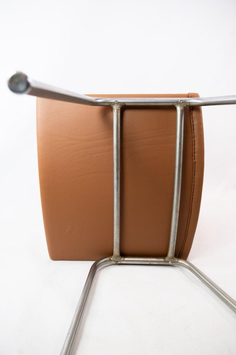 The Airport-Chair, Model AP37, Designed by Hans J. Wegner in the 1950s For Sale 2