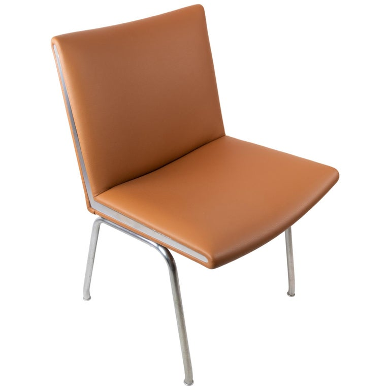 The Airport-Chair, Model AP37, Designed by Hans J. Wegner in the 1950s For Sale