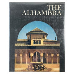 The Alhambra Coffee Table Book by Desmond Stewart