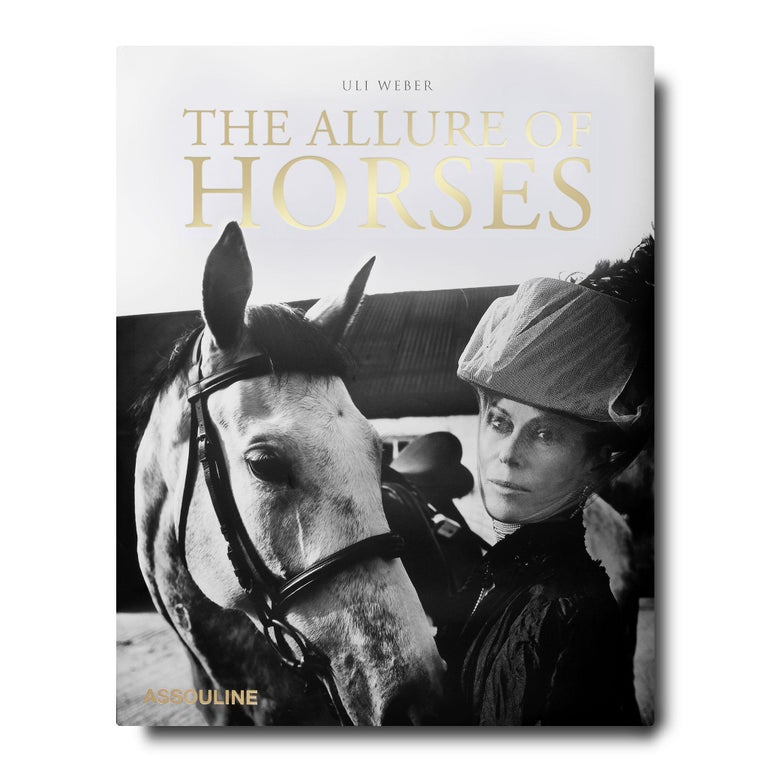 In this technically versatile tome, photographer Uli Weber shows his prowess behind the lens, mixing fine portraiture and reportage with animal and sport images in a wide spectrum of fine photographic craftsmanship. Born out of a collaboration with