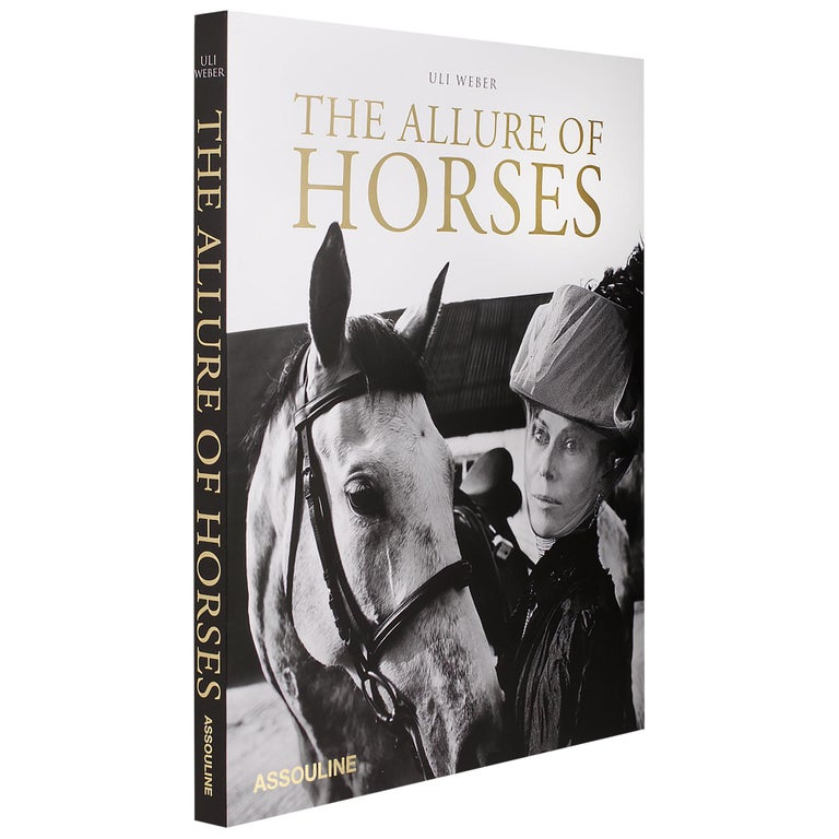 """""""The Allure of Horses"""" Book For Sale"""