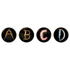 The Alphabet Ceramic Suite, 1986