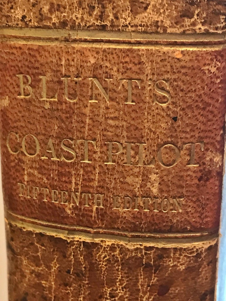 The American Coast Pilot; containing Directions for the Principal Harbors, Capes and Headlands, on the Coasts of North and South America: describing the Soundings, Bearings of the Lighthouses and Beacons from the Rocks, Shoals, Ledges, &c. with the