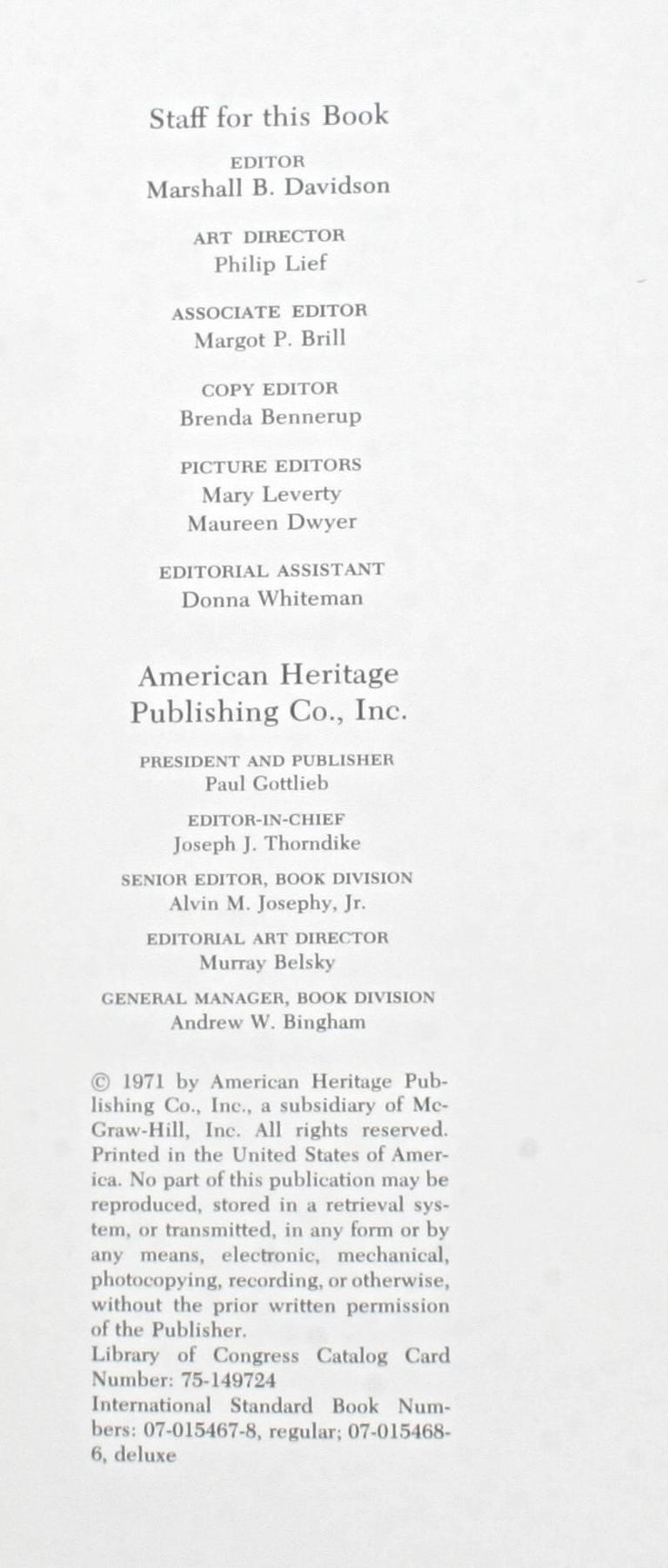 American Heritage History of Notable American Houses For Sale 15