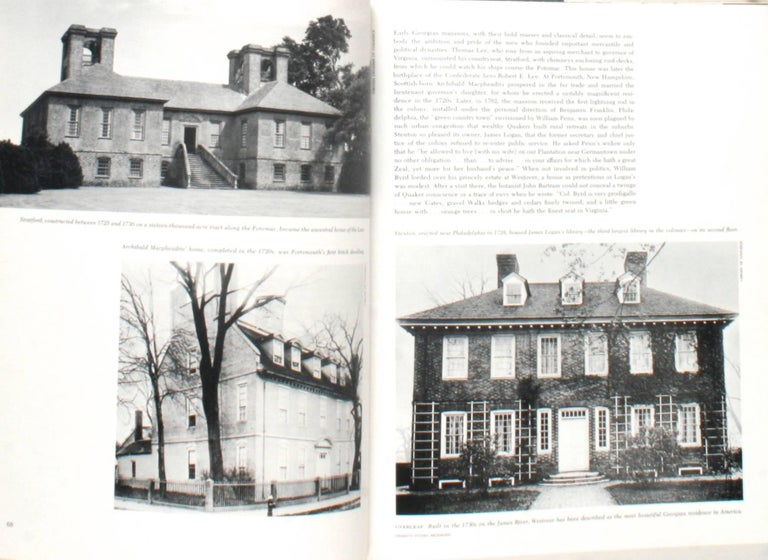 American Heritage History of Notable American Houses For Sale 1