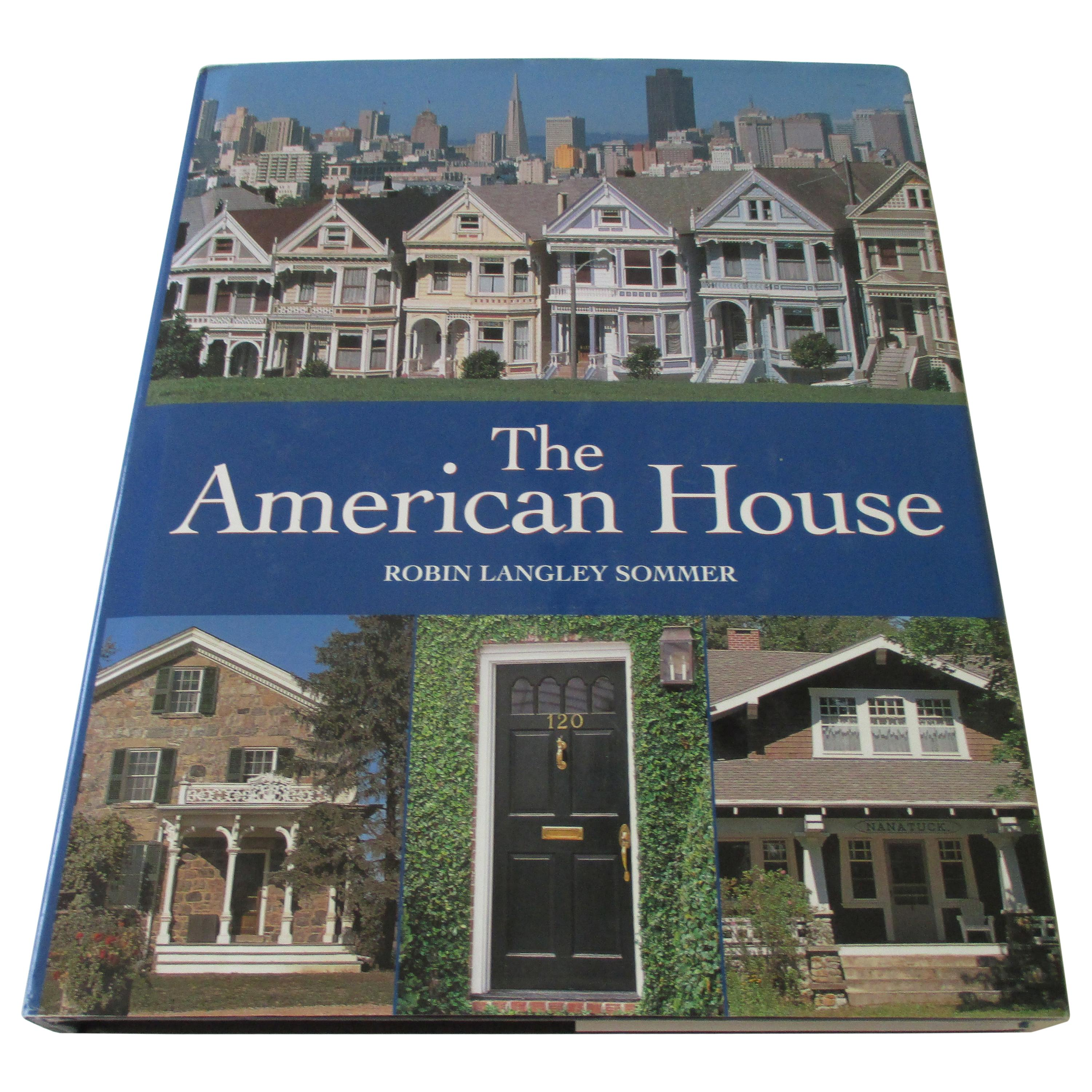 The American House Hardcover Book