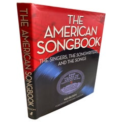 """""""The American Songbook The Singers, Songwriters and The Songs"""" by Ken Bloom Book"""