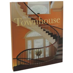 The American Townhouse Vintage Decorative Hard-Cover Book