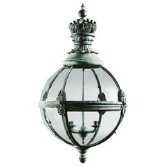 The Jamb Anthemion Victorian Lantern