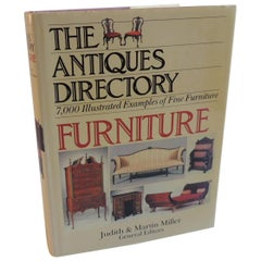 The Antiques Directory of Furniture Book