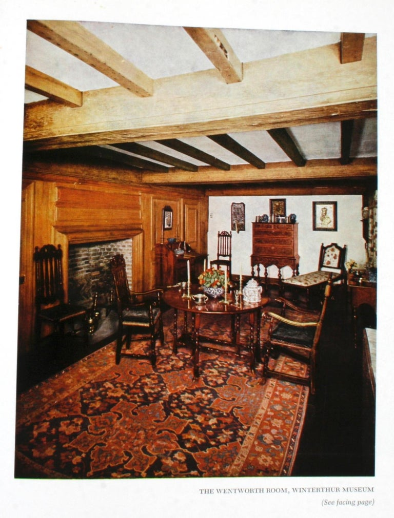 The Antiques Treasury of Furniture and Other Decorative Arts at Winterthur, Williamsburg, Sturbridge, Ford Museum, Cooperstown, Deerfield and Shelburne. New York: E.P. Dutton & Company, Inc., 1959. Hardcover with dust jacket. 320 pp. An in-depth