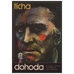 The Arrangement 1973 Czech A3 Film Poster