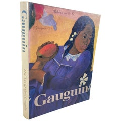 The Art of Paul Gauguin Richard Brettell Coffee Table Book