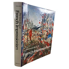 Art of the Impressionists Great Large Heavy Art Book by Horst Keller