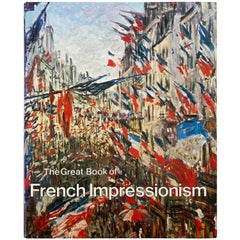 The Art of the Impressionists Great Large Heavy Art Book by Horst Keller