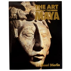 The Art of the Maya from the Olmecs to the Toltec-Maya by Henr Stierlin, 1st Ed