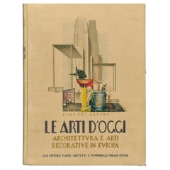The Arts of Today, Architecture & Decorative Arts In Europe 'Book'