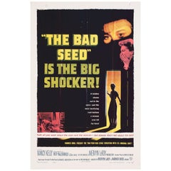 The Bad Seed 1956 U.S. One Sheet Film Poster