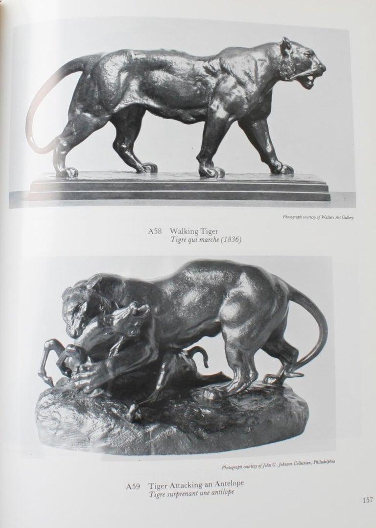 Barye Bronzes, a Catalogue Raisonne by Stuart Pivar For Sale 4